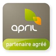 Label Courtier agréé April