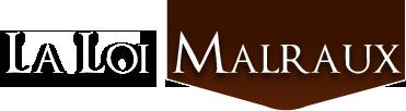 logo La loi Malraux
