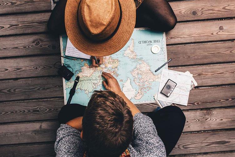 Vous êtes un Grand voyageur