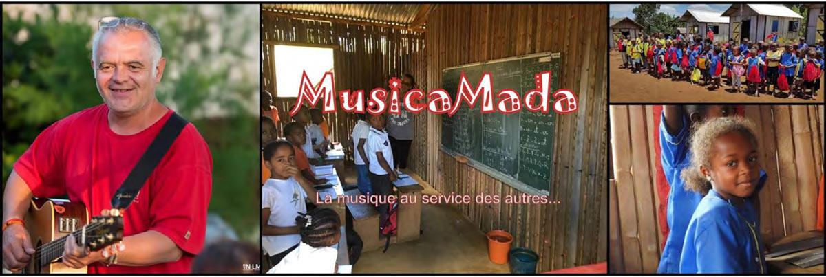 Visuel de l'association MusicaMada