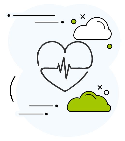 Icon assurance santé