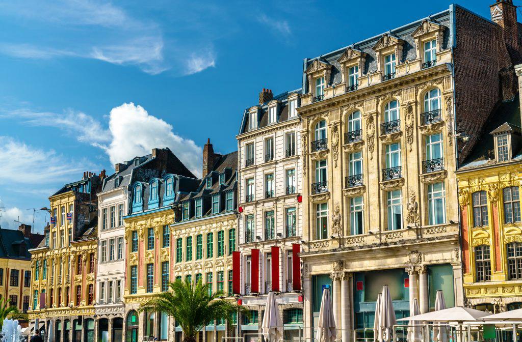 appartement à Lille - Assurances de prêt